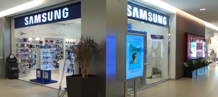 Samsung Official Retail Store Serbia