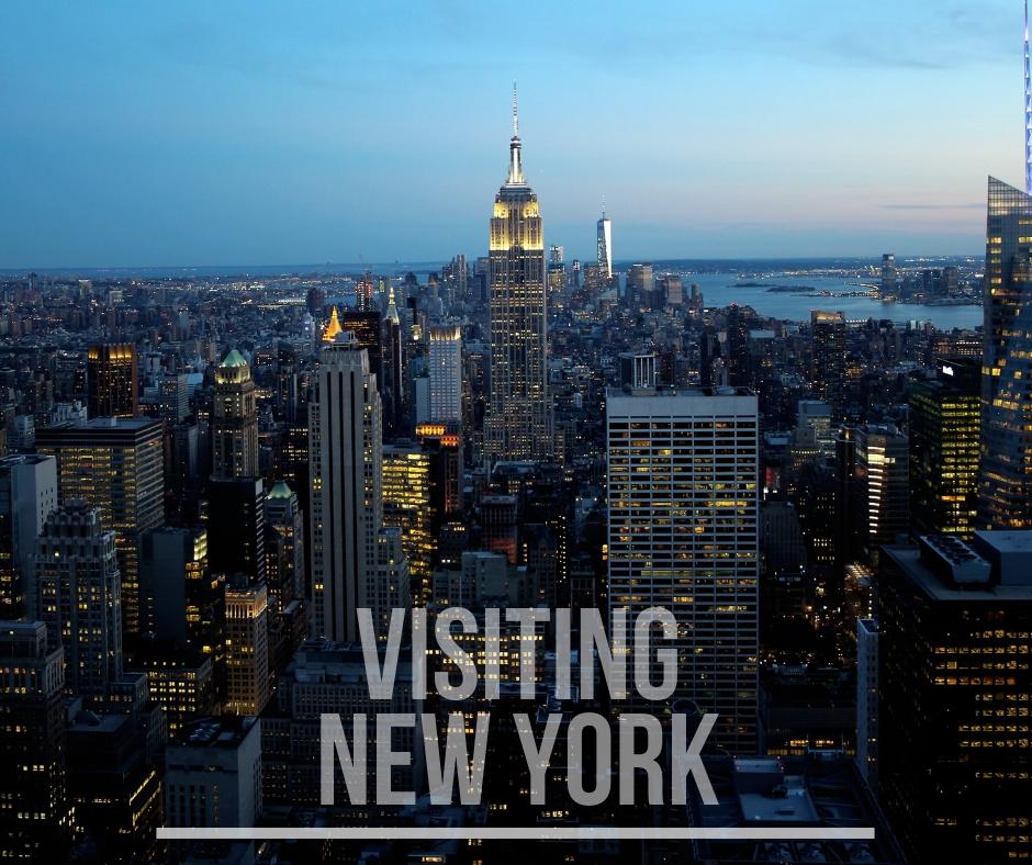Visiting New York